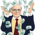 Warrent Buffett de compras por Europa
