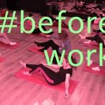 «Before work», la tendencia para comenzar el día a tope de energía.